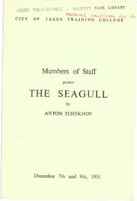 The Seagull, 7-8 December 1951.
