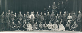 Cast of unnamed play B, [no date].