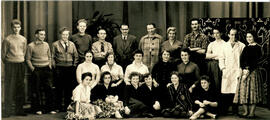 Cast of unnamed play K, [no date].