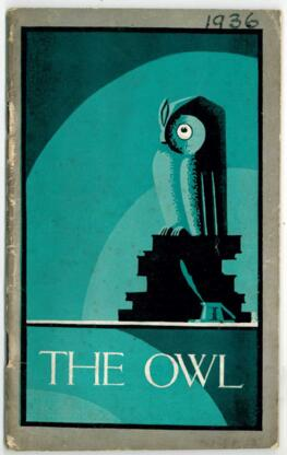 The Owl, Spring 1936