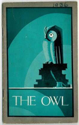 The Owl, Winter 1936