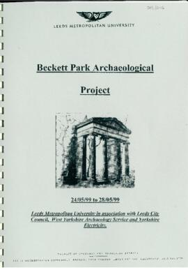 Beckett Park Archaeological Project