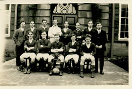 Fairfax Soccer team. 1922-3