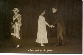A last look at the garden.1923