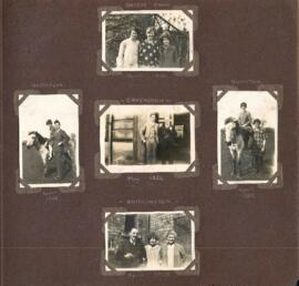 Woodhouse photograph album 1928-31