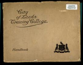 City of Leeds Training College Handbook