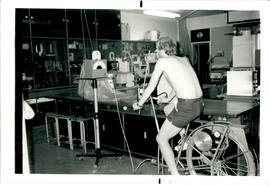 Physiology Laboratory, 1970s?